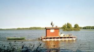 Iisalmi Saunaboat