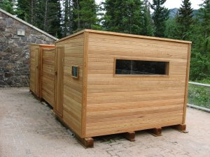 mobile saunas bc mobile sauna society. Black Bedroom Furniture Sets. Home Design Ideas