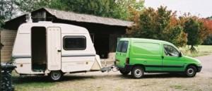 Verhagen Sauna Caravan