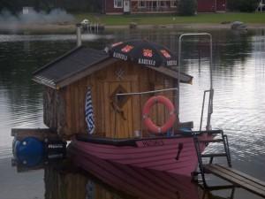 Sauna Dory in Teuva, Finland