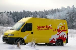 Saunabus LT