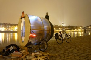 H3T Bike Sauna Kolonok