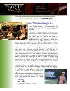 Newsletter 2013/2014
