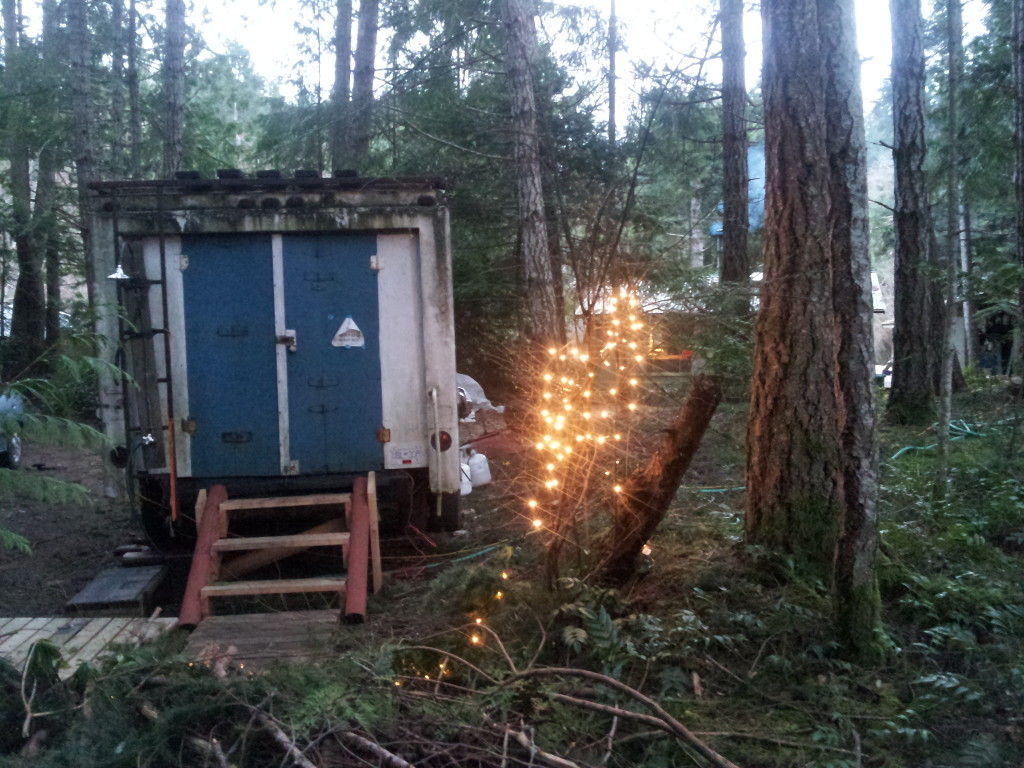 Sauna Trailer Gabriola