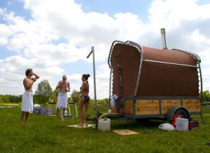 Vermijs Tent Sauna
