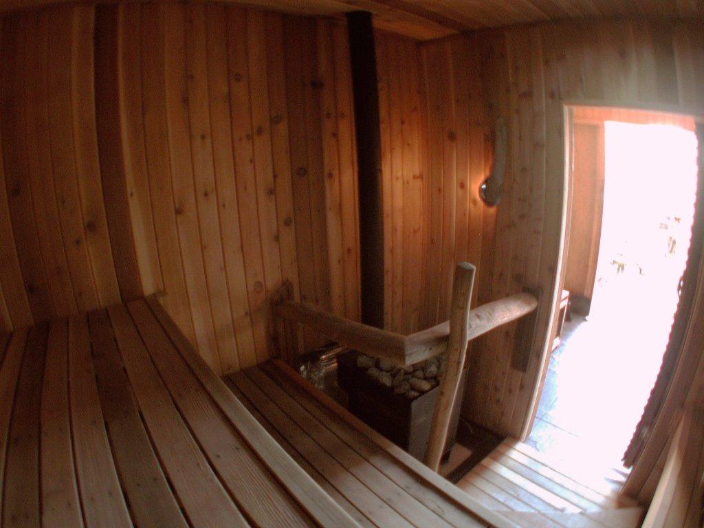 Saunatruck Interior