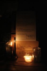 Sauna Donations