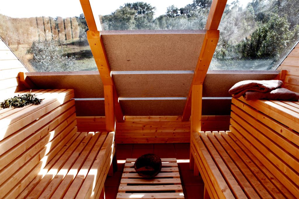 Munda Ecoturismo solar sauna